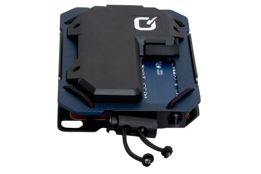 TAQ Wallet with flashlight