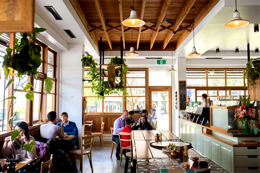 Best Coffee (Canberra) - The Cupping Room