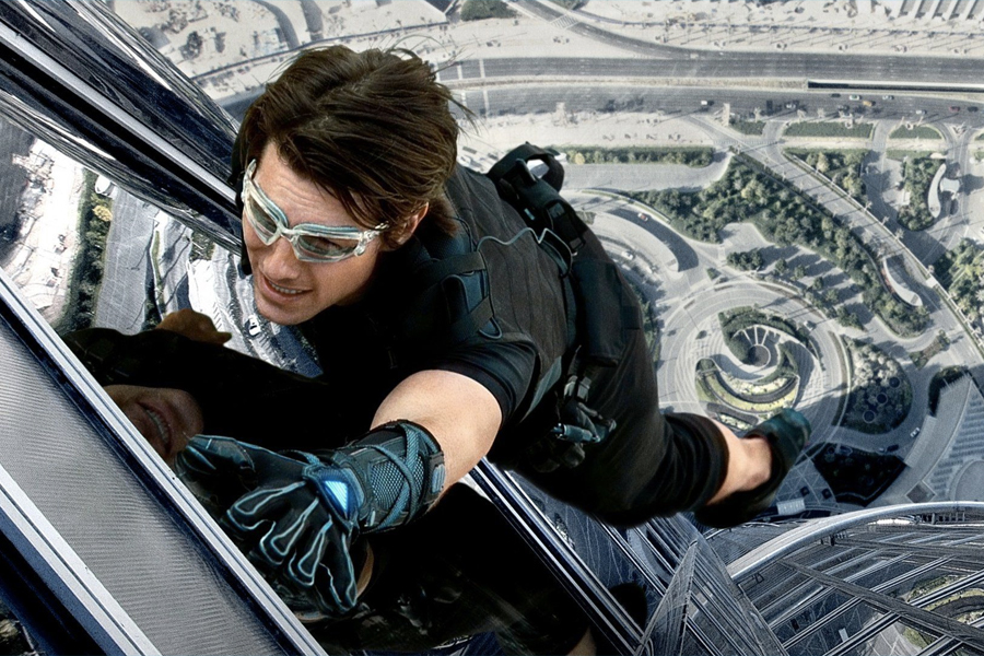 Tom Cruise Space 4