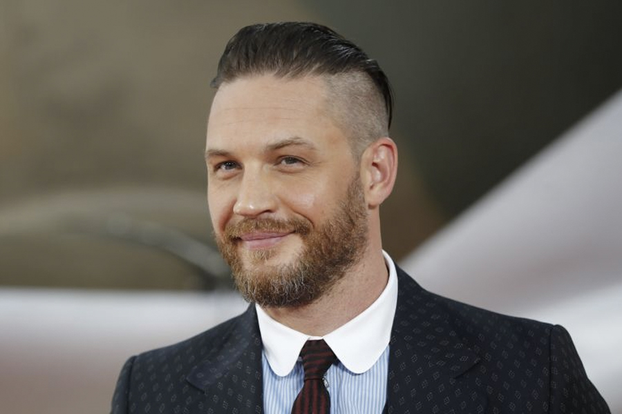 Tom Hardy Bond 1