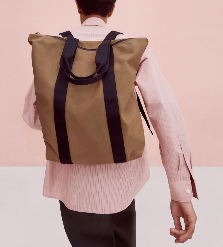 Uniqlo U backpack