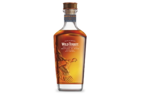 wild turkey aged bourbon whiskey