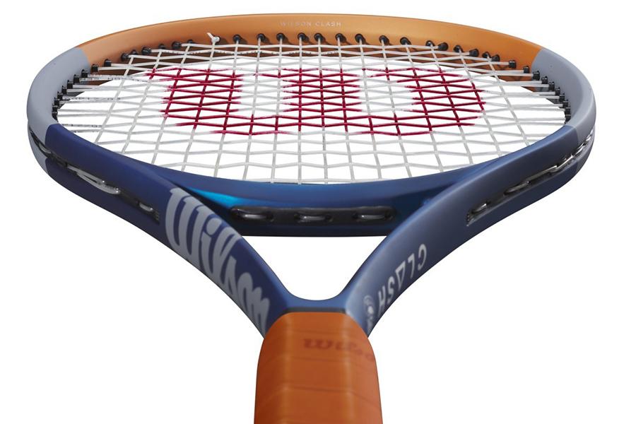 Wilson x Roland Garros Tennis Rackets handle