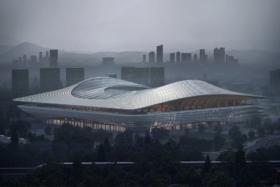 Xi'an International Football Centre 6