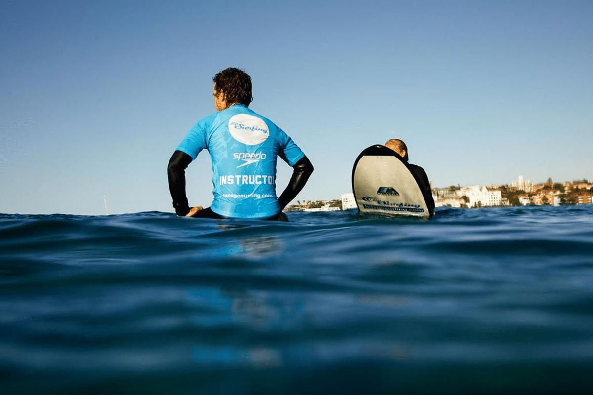 Lets go surfing byron bay