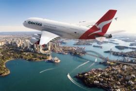 qantas flight to nowhere