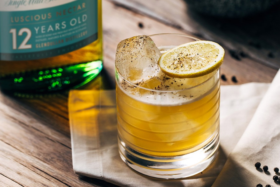 whisky based cocktail