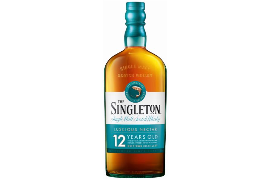the singleton aged whisky