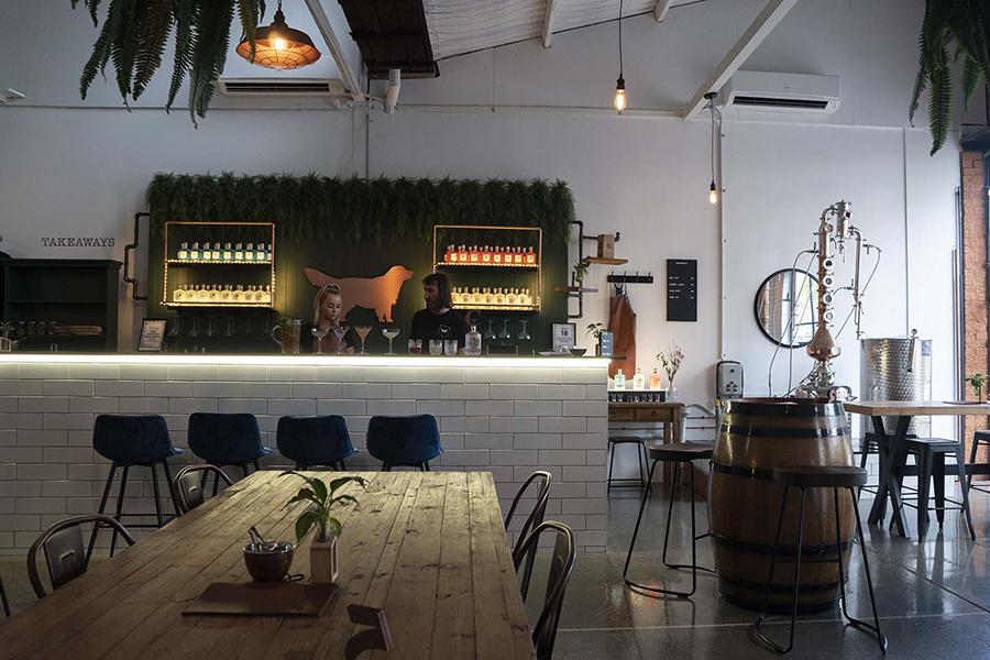 Winston Quinn Bars Brisbane