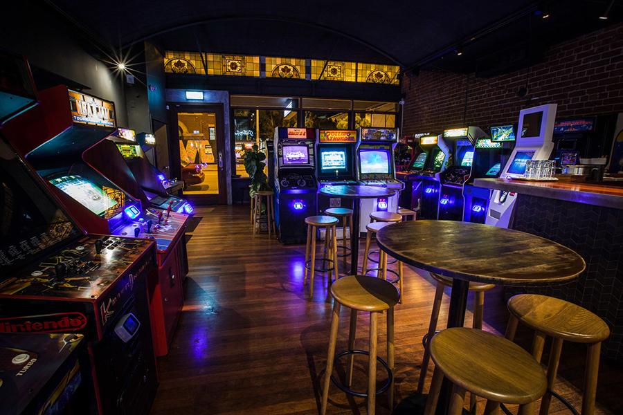 Palace Arcade Bars Perth