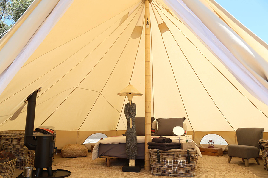 French Island Glamping Melbourne