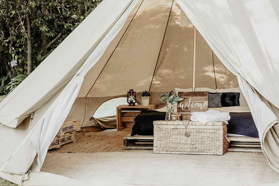 Into the Woods Glamping Melbourne