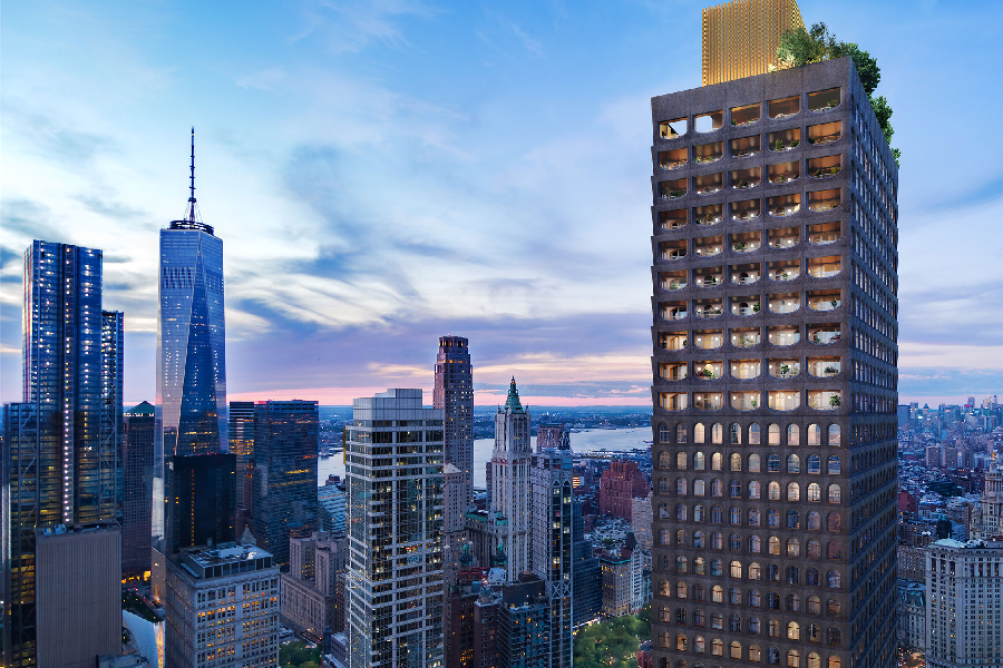 Aston Martin and Sir David Adjaye Just Designed 5 of New York's Most Luxurious Homes | Man of Many