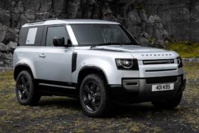 2021 Land Rover Defender P400e Hybrid