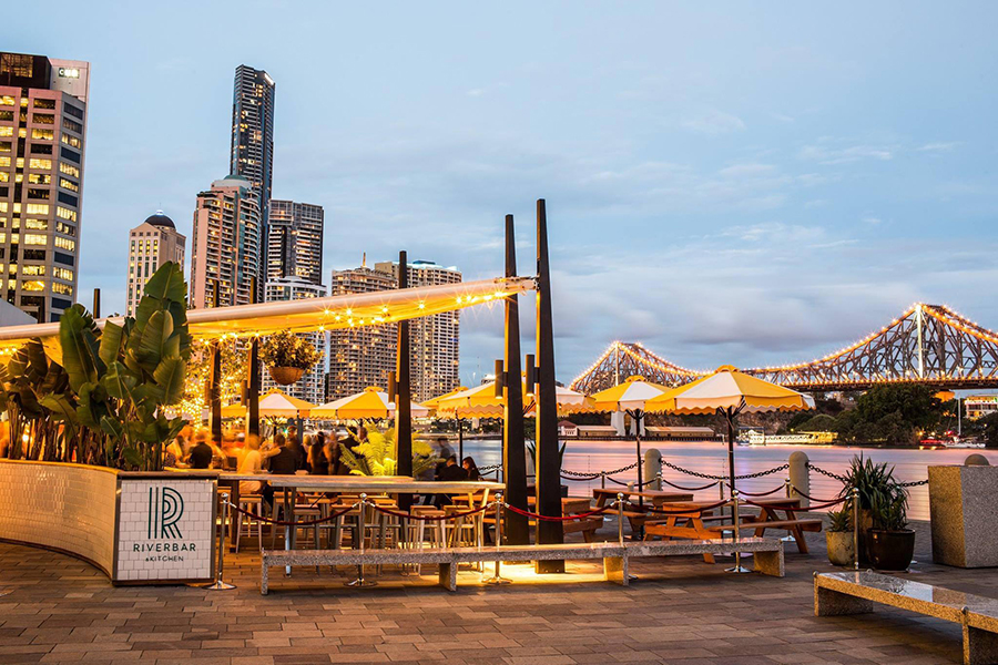 Fish and Chips Shops Brisbane Riverbar and Kitchen