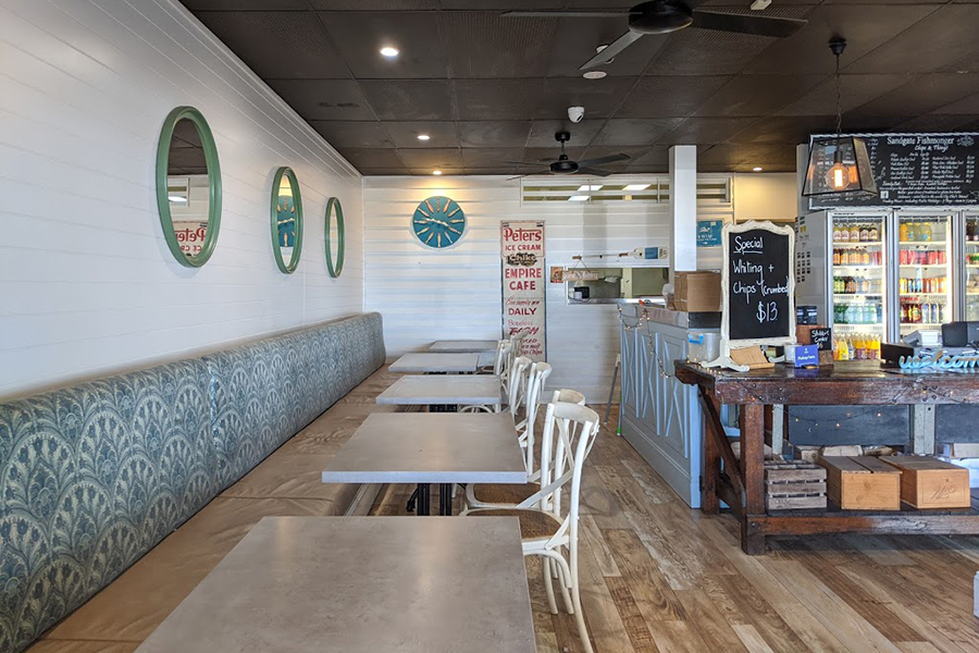 Fish and Chips Shops Brisbane Sandgate Fishmonger