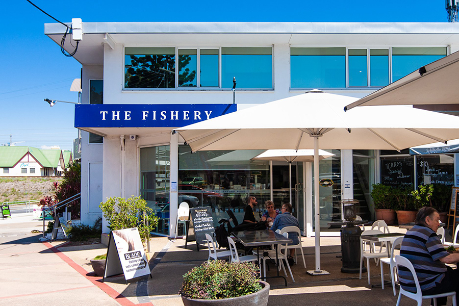 Fish and Chips Shops Brisbane The Fishery