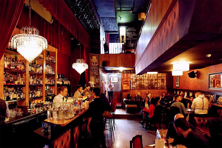 1806 Bars In Melbourne