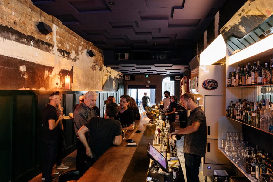 Angel Music Bar Melbourne