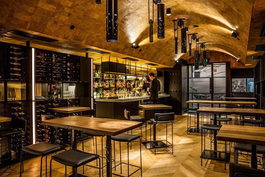 Arlechin Bars In Melbourne