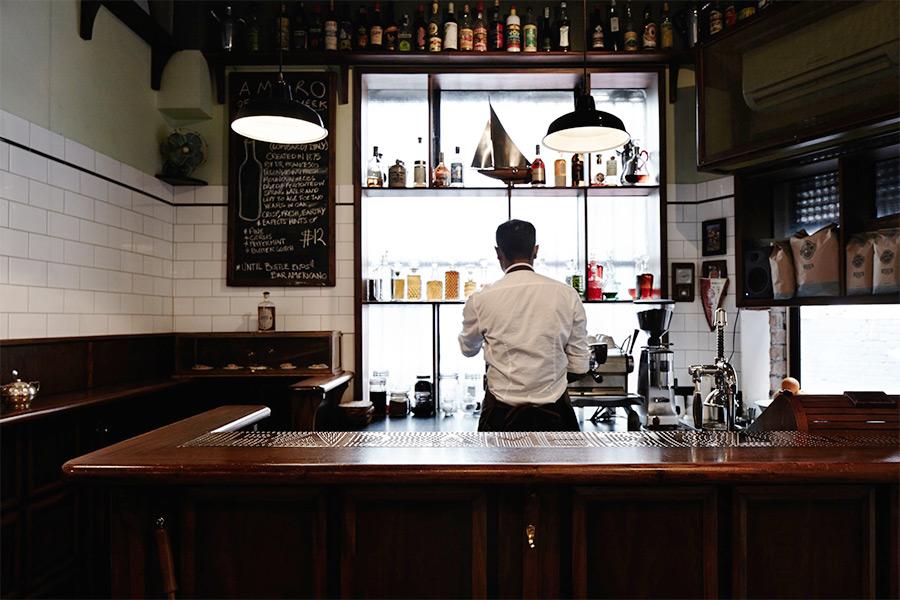 Bar Americano Melbourne