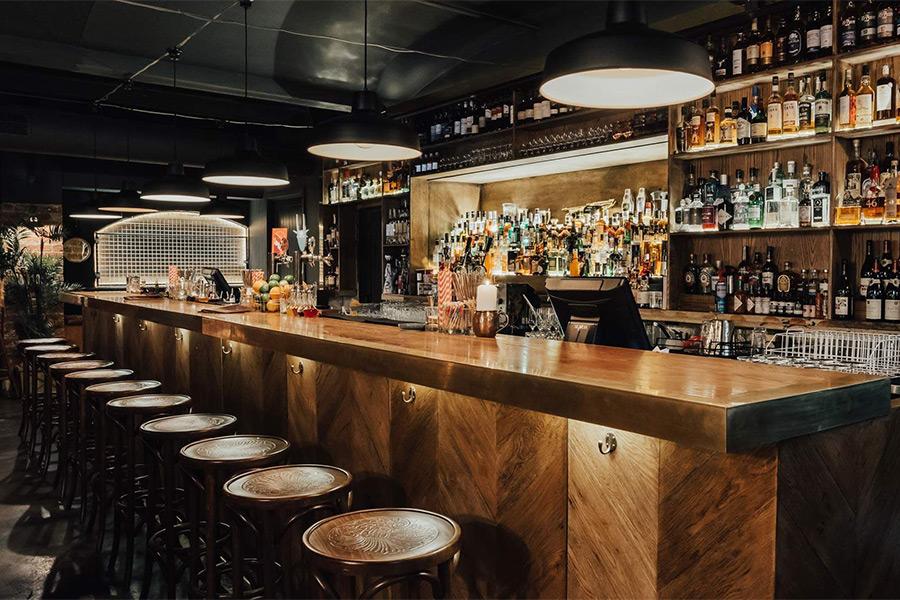 Beneath Driver Lane Bars In Melbourne