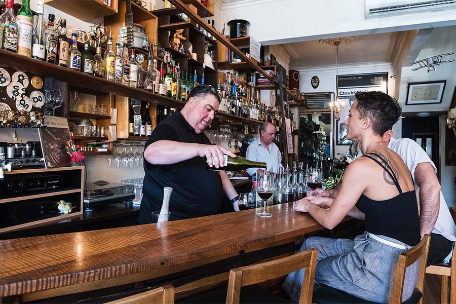 Gerald's Bar Bars In Melbourne