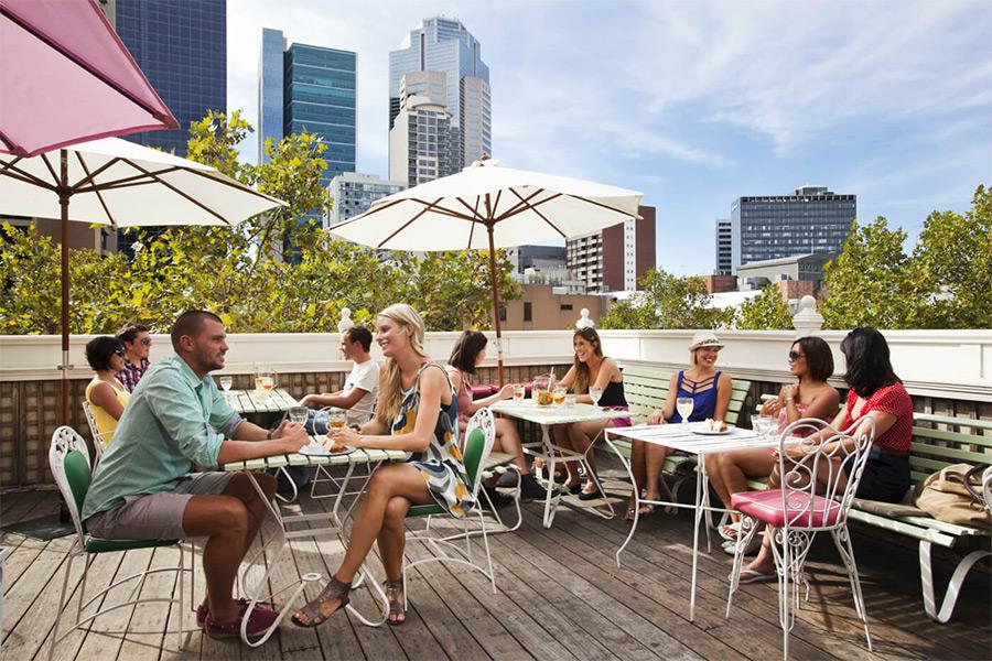 Madame Brussels Bars In Melbourne