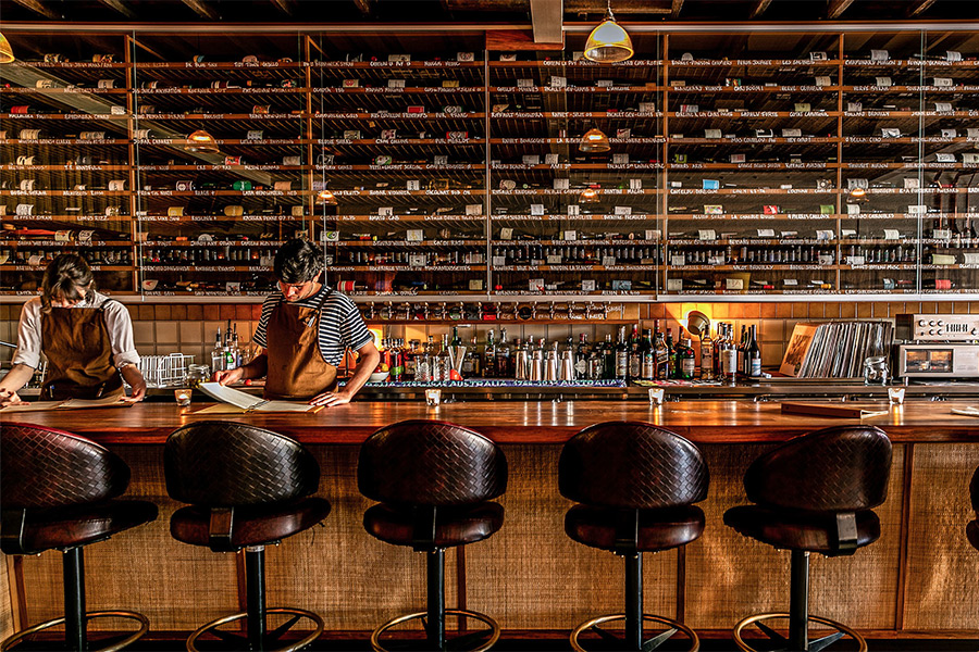 Old Palm Liquor Bars Melbourne