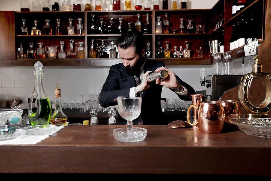 Romeo Lane Bars Melbourne