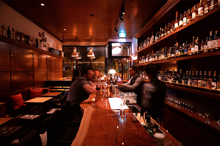 The Elysian Bars In Melbourne