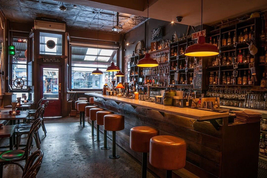 The Rum Diary Bar Melbourne