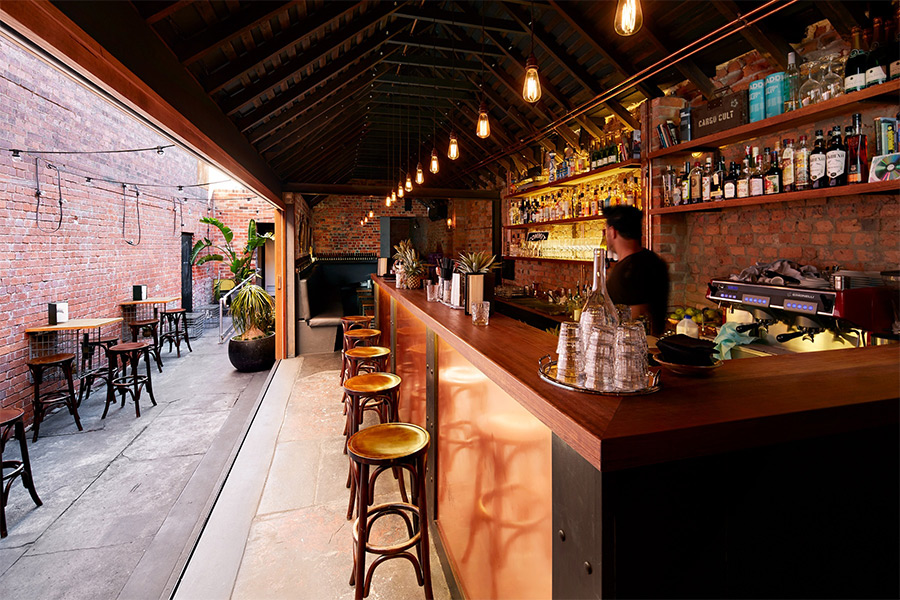 Union Electric Bar Melbourne