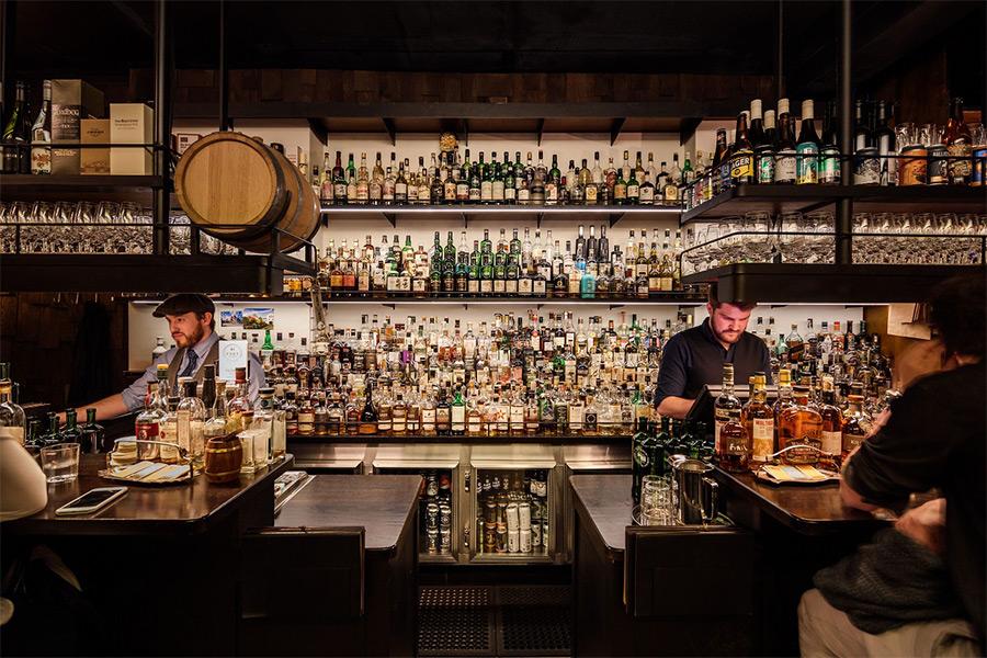 Whisky & Alement Bars In Melbourne