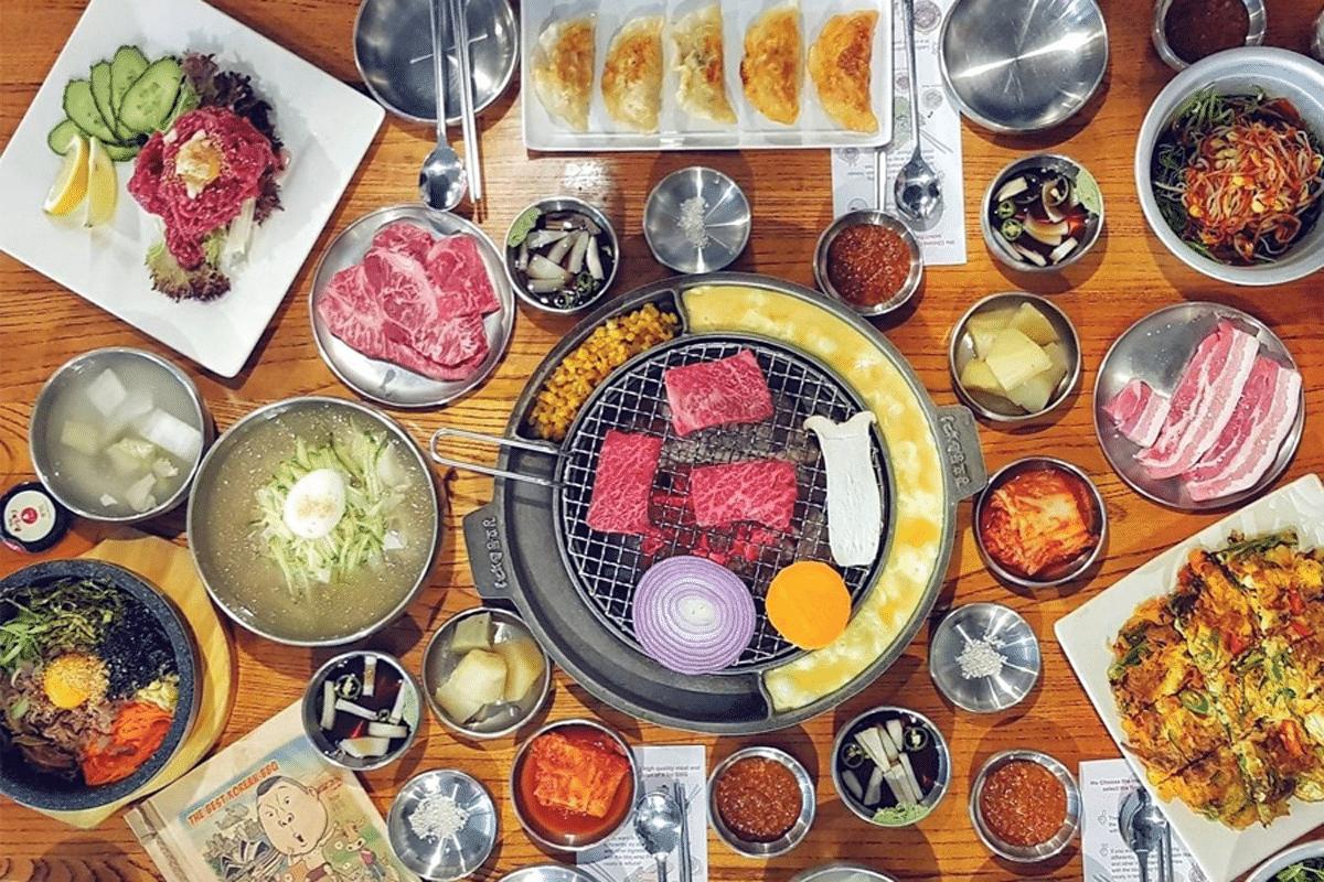 678 Best Korean BBQ Sydney