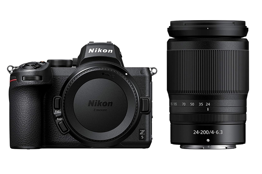 Nikon Z 5 + NIKKOR Z 24-200mm f/4-6.3 Kit