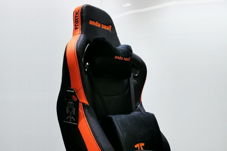 fnatic edition gaming chair