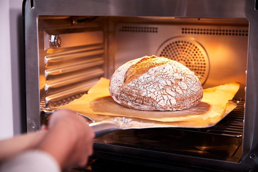 Anova Precision Oven can cook bread