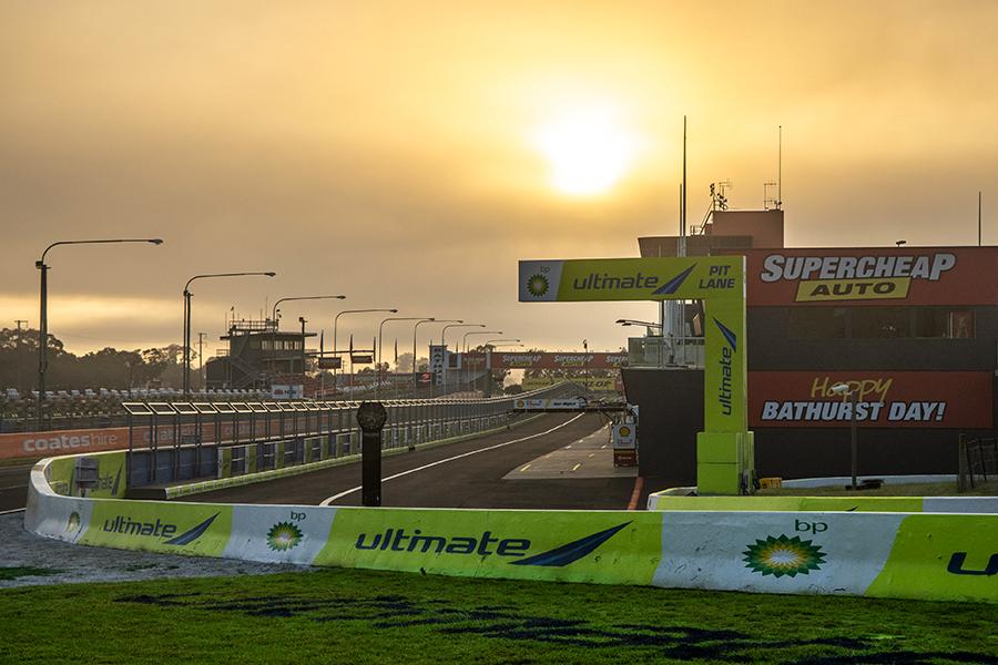 BP Ultimate Racing track