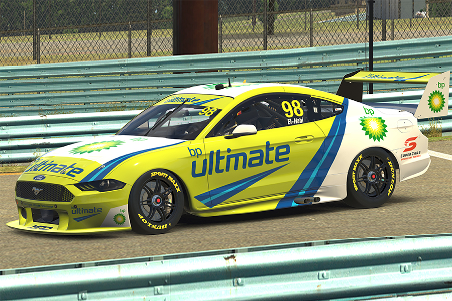 WIN! Your Chance to Join the BP Ultimate Eseries Racing Team | Man of Many