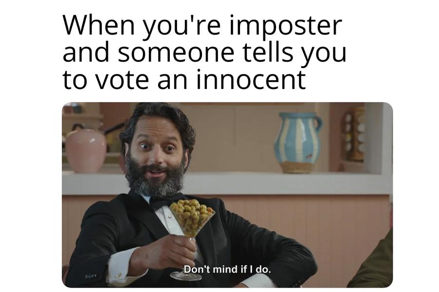 Best Among Us Memes