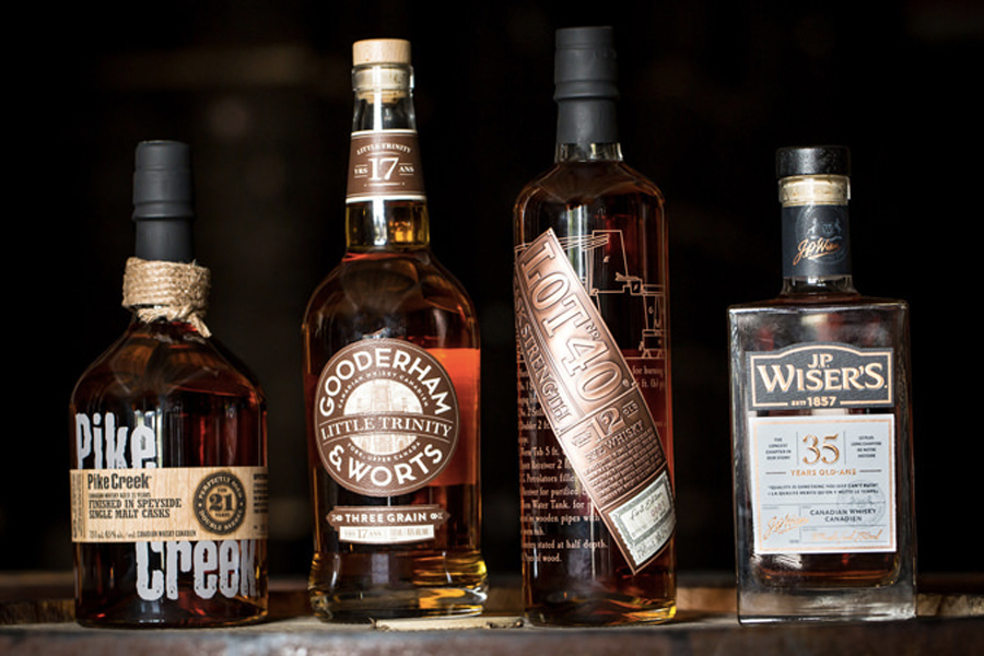 Best Canadian Whiskies 2