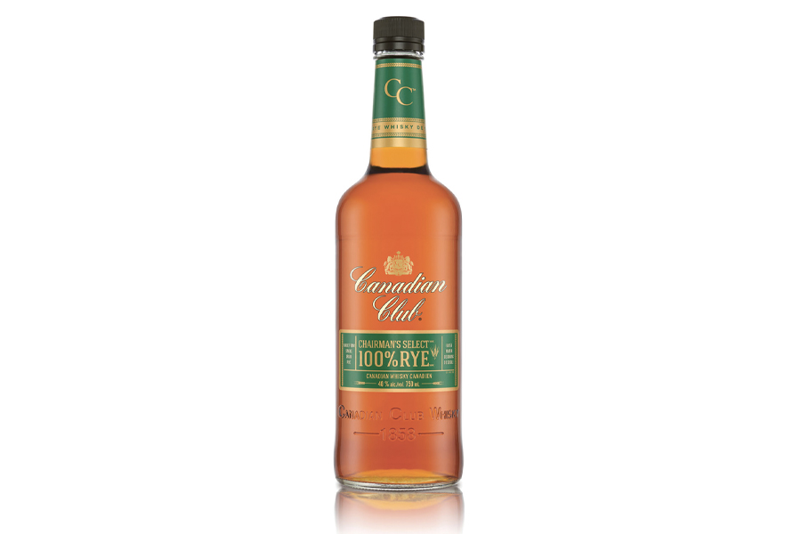 Best Canadian Whiskies - Canadian Club Chairman's Select