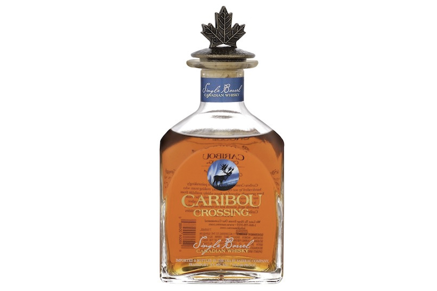 Best Canadian Whiskies - Caribou Crossing Single Barrel Canadian Whisky