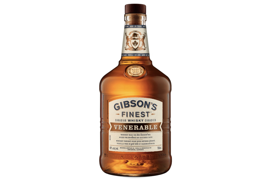 Best Canadian Whiskies - Gibson's Finest Rare Aged 18-Year-Old