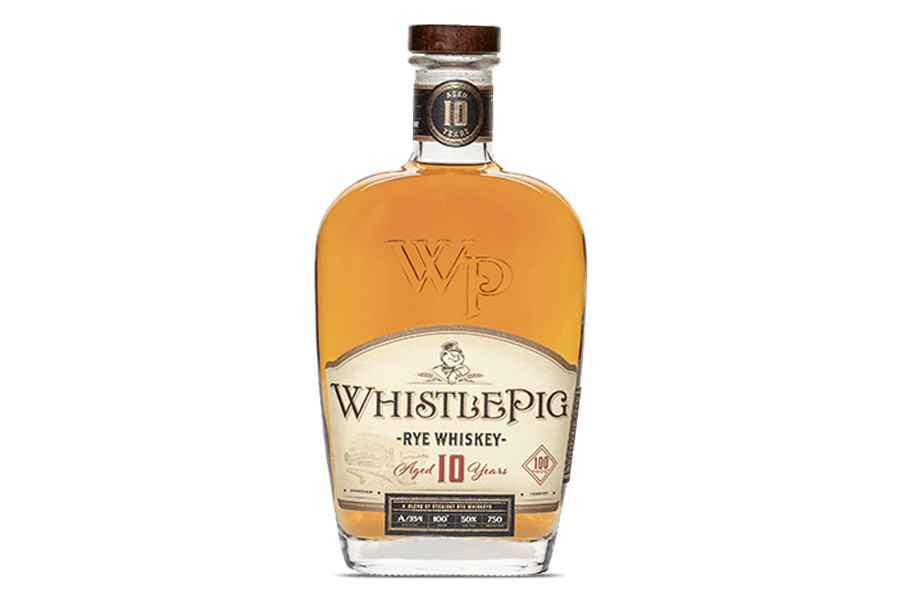 Best Canadian Whiskies - WhistlePig Rye 10 Year
