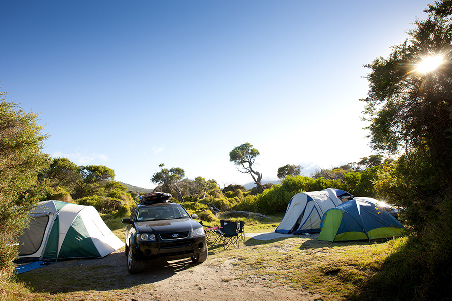 Best Free Camping Spots in Melbourne