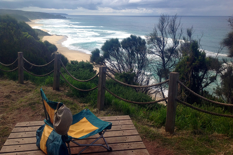 Free Camping Spots in Melbourne Johanna Beach