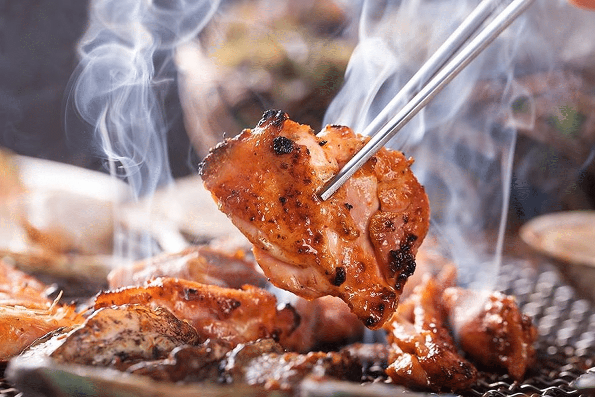 Best Korean BBQ Sydney Feature Image