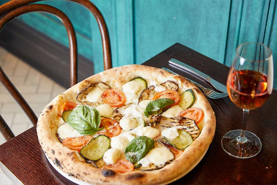 Best Pizza Sydney Vanto